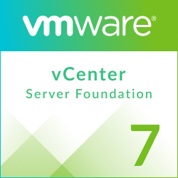 VMware vCenter Server 7 Foundation for vSphere 7 up to 4 hosts (Per Instance)