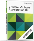 VMware vSphere 6 with Operations Management Enterprise Acceleration Kit for 6 processors